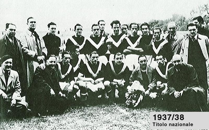 1937-38 Titolo Nazionale