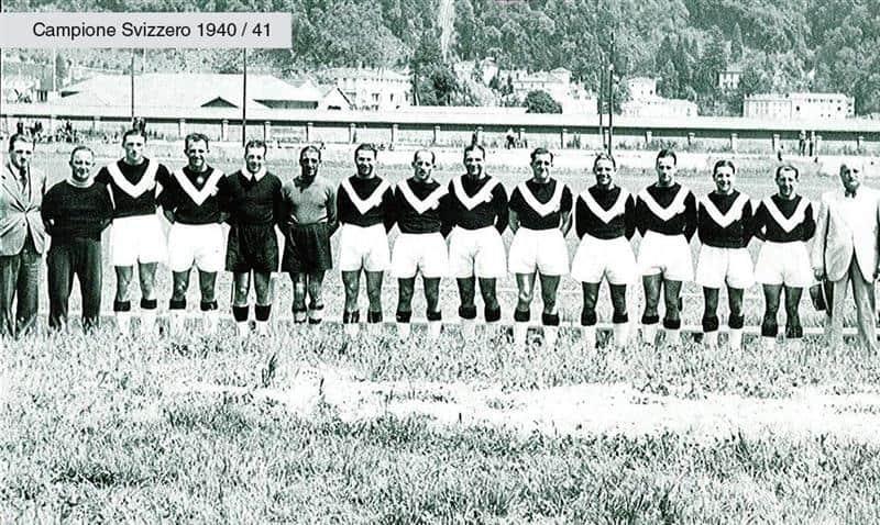 1940-41 campione svizzero