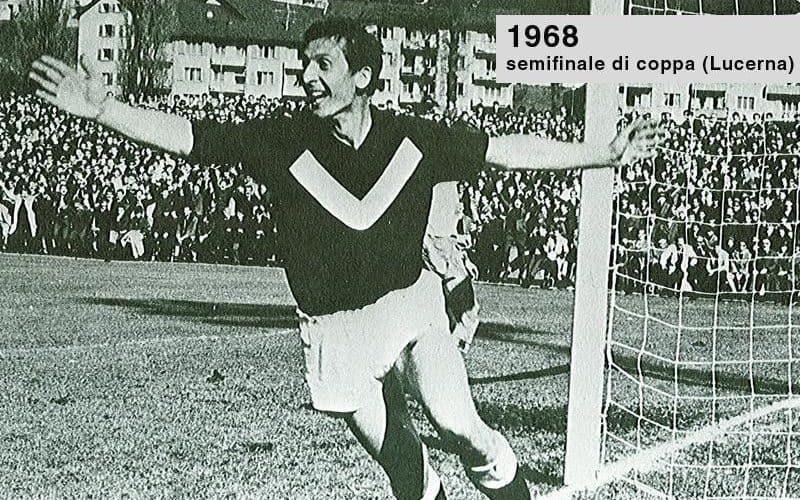 1968 semifinale di coppa (Lucerna)
