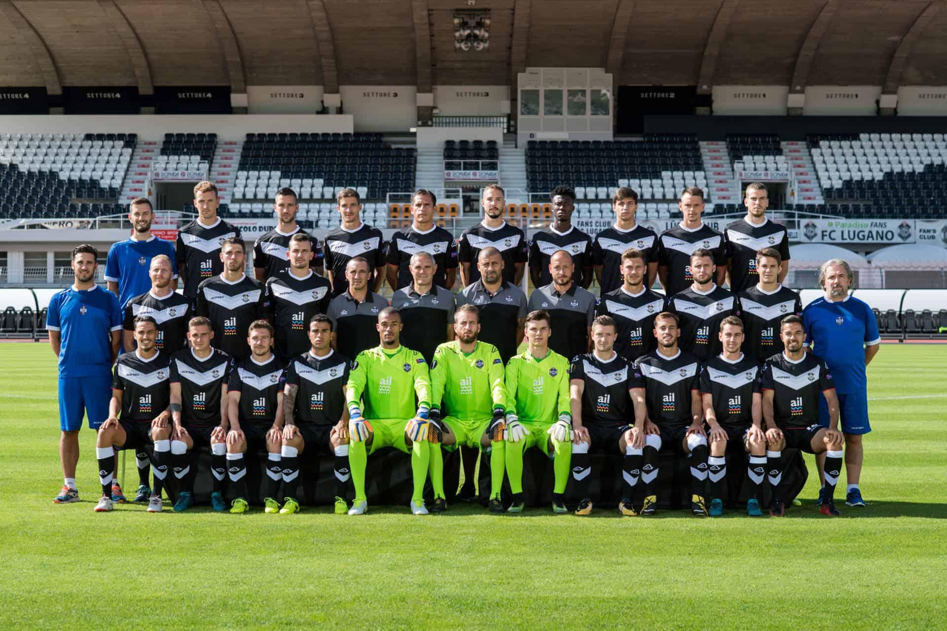 La squadra per la UEFA Europa League