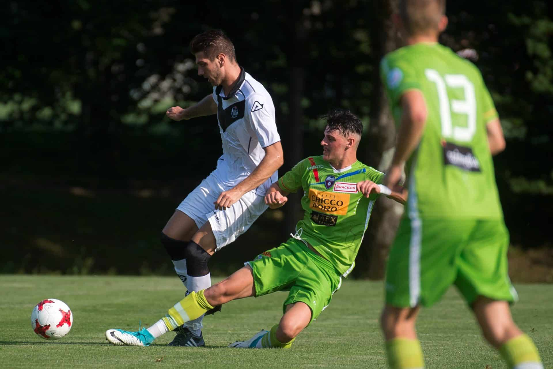 Kovacic lascia il FC Lugano