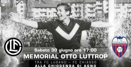 1° Memorial Otto Luttrop – FC Lugano vs FC Chiasso