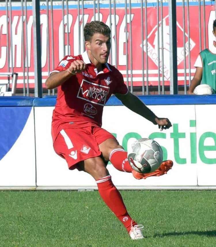 Edoardo Masciangelo al Lugano