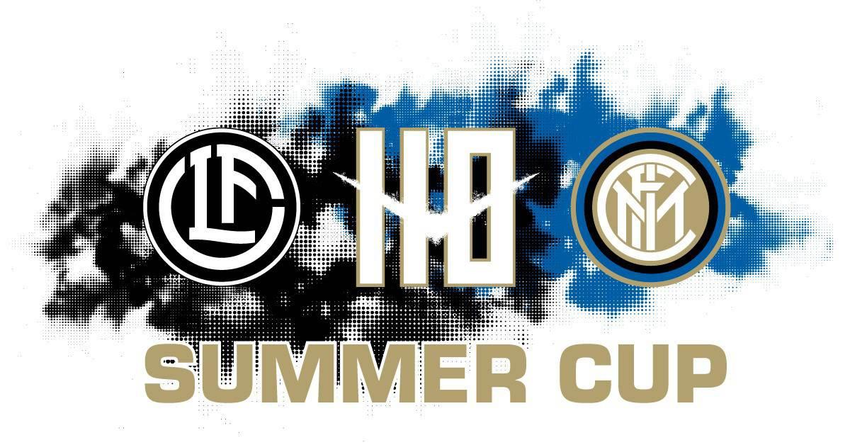 Il 14 luglio la 110 Summer Cup contro l'FC Internazionale Milano