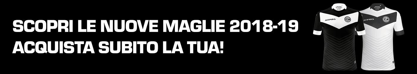 Scopri le Maglie 2018-19