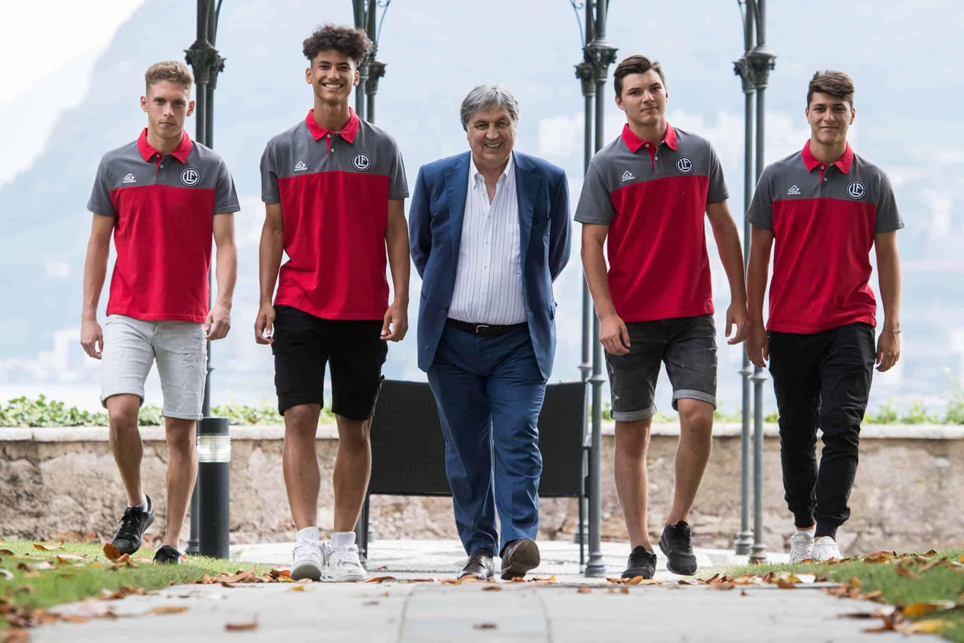 Quattro contratti per quattro giovani bianconeri