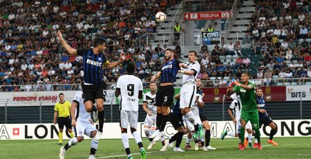 Summer Cup: Lugano-Inter