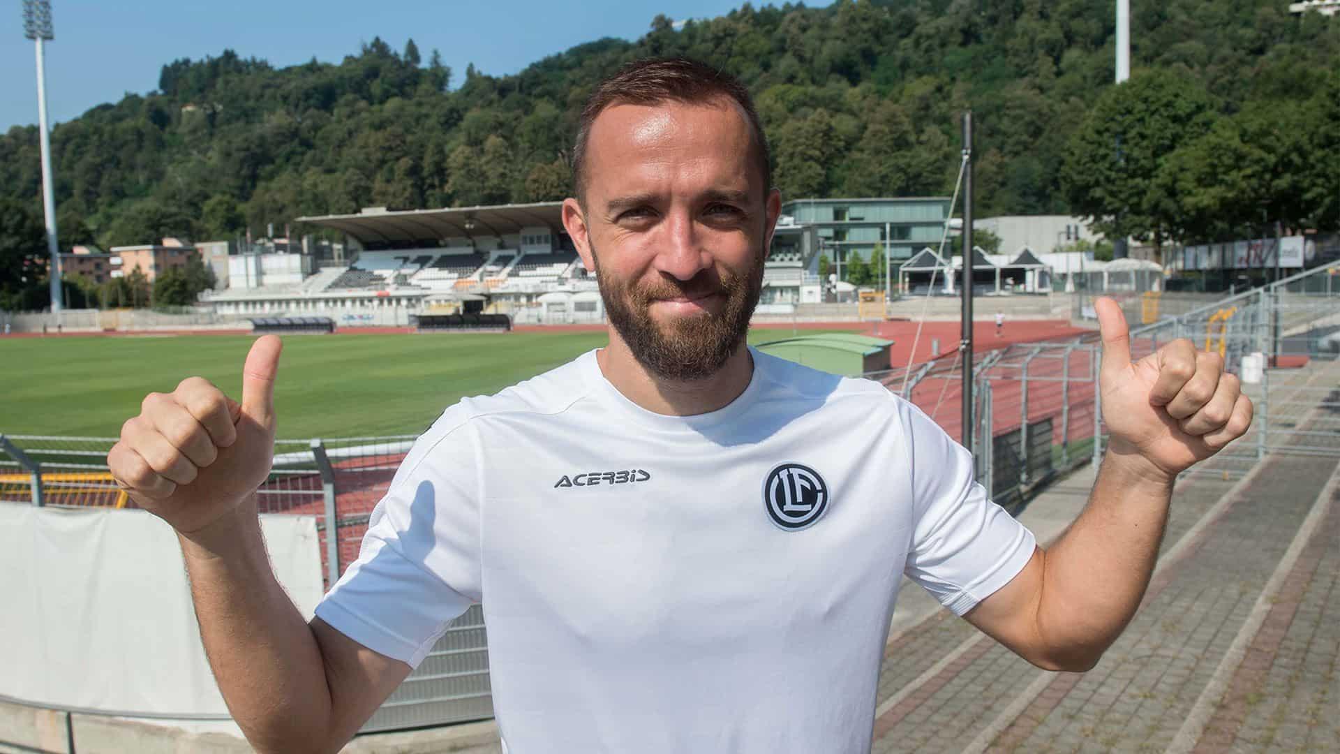 Mijat Maric torna al Lugano
