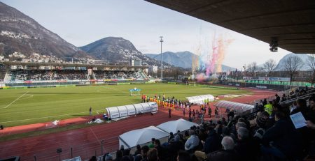 Tribuna principale esaurita per Lugano-Basilea