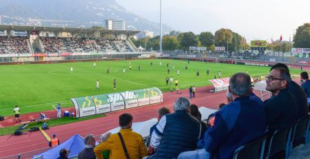 Il Lugano torna in campo sabato 2 febbraio 2019