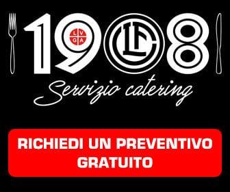 1908 Lugano - Servizio Catering