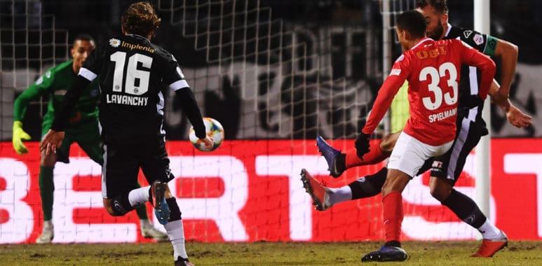 Lugano-Thun risultato finale 1