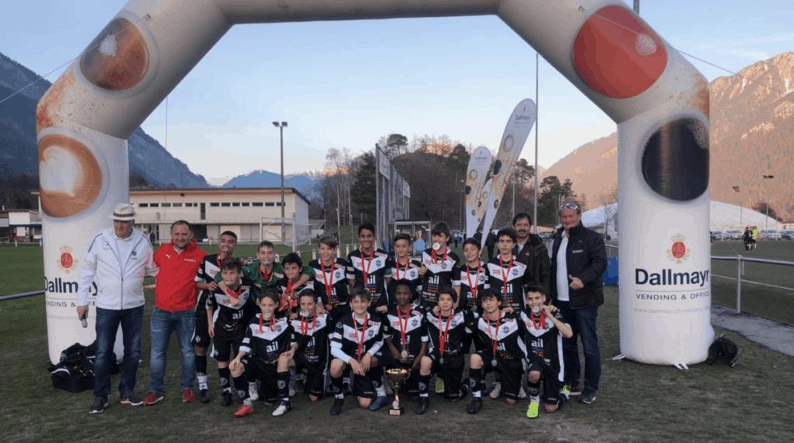 Il Team 13 vince il torneo EMS e stacca il pass per le finali europee in Austria
