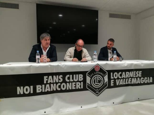 Bella serata del Fans Club Locarnese e VM