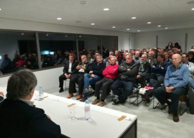 Bella serata del Fans Club Locarnese e VM 1