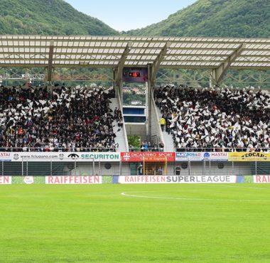 Un segnale importante dalle autorità cittadine, l'FC Lugano ringrazia!