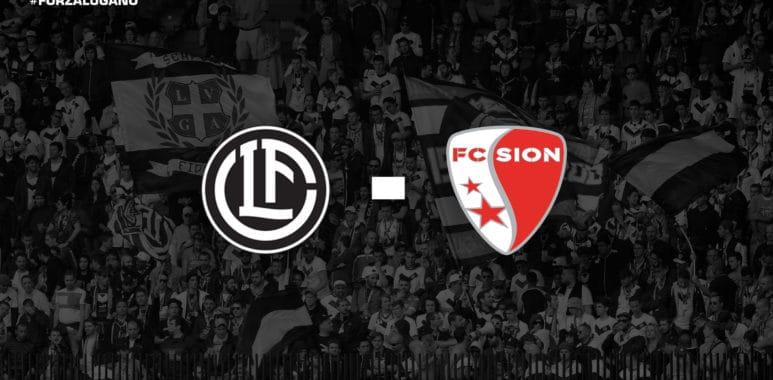 FC Lugano - FC Sion: formazioni ufficiali