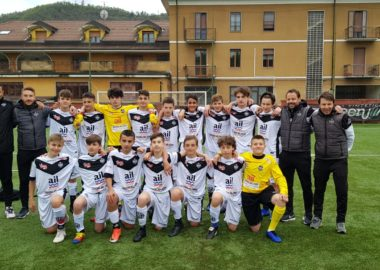 Team 14 terzo posto davanti alla Juventus al Memorial Bonanno