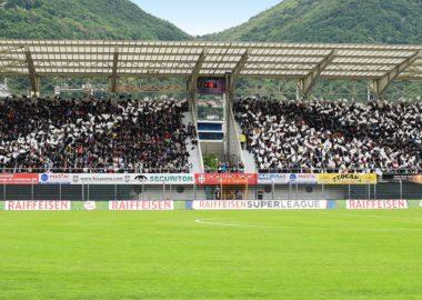 FC Lugano - FC San Gallo: casse aperte a partire dalle 18.00 e biglietti per la Monte Brè ancora disponibili alle casse