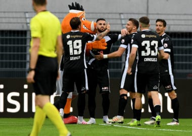 Lugano-Grasshopper 3-3 (1-1)