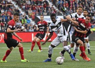 Neuchâtel/Xamax - Lugano  (0-1) 1
