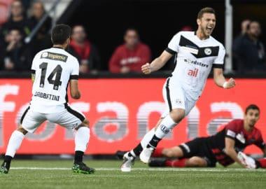 Neuchâtel/Xamax - Lugano  (0-1)