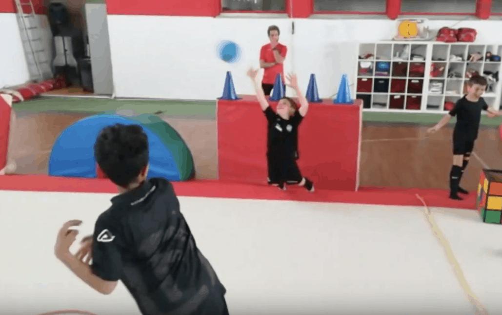 Progetto acrobatica