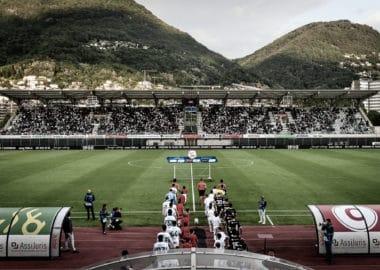 Sabato tutta Lugano è allo stadio!