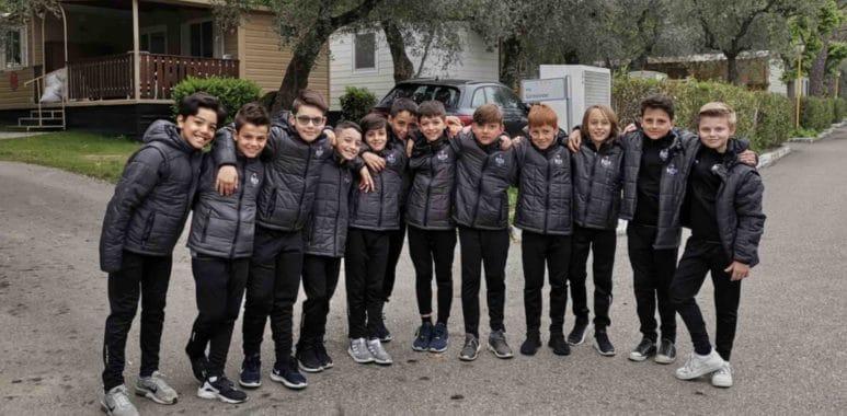 Team 10 a Bardolino per cercare la qualificazione all Champions Cup
