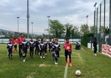 I nostri ragazzi del Team 10 alla fase finale del Torneo di Bardolino - CHAMPIONS CUP