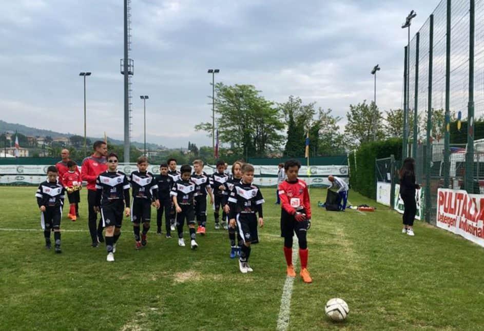 I nostri ragazzi del Team 10 alla fase finale del Torneo di Bardolino – CHAMPIONS CUP