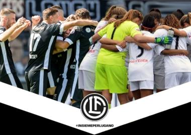 Accordo di collaborazione tra FC Lugano e FF Lugano 1976