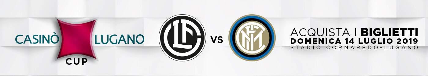 Casinò Lugano Cup - Lugano - Inter
