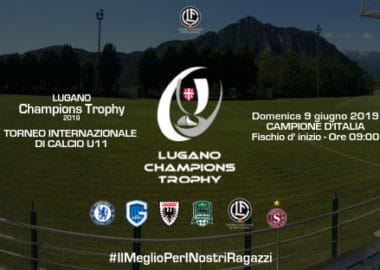 Matches Program | Trofeo Lugano Champions Trophy 2019