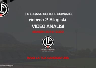 Stage - Video Analisi | FC Lugano Settore Giovanile 1