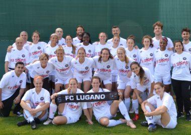 Lugano femminile pronto per una stagione esaltante