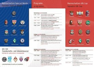 International Helvetia U16 Cup ||| 1-4 Agosto 2019