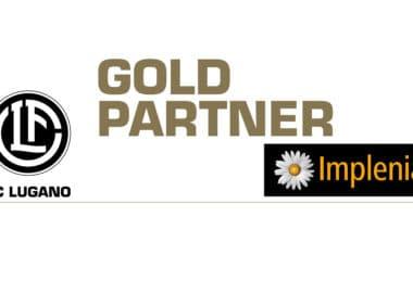 Implenia Gold Partner dell'FC Lugano