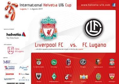 International Helvetia U16 Cup: Start !!! 1