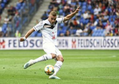 Lovric con la U21 austriaca
