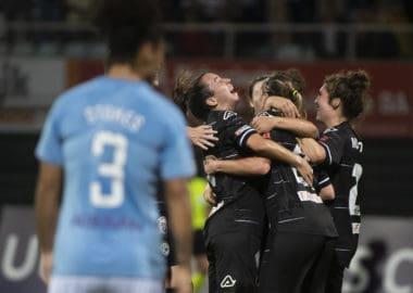 Lugano femminile-Manchester City 1-7