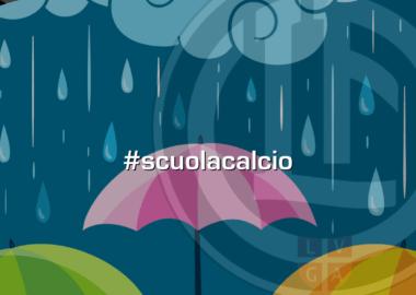SCUOLA CALCIO Mercoledì 9 Ottobre: ANNULLATA!