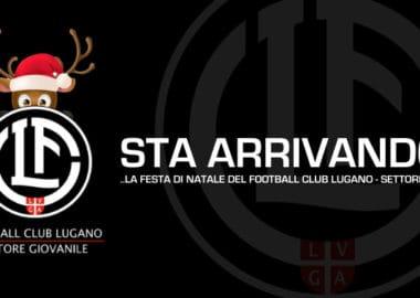 Panettonata natalizia del settore giovanile del FC Lugano - Settore Giovanile