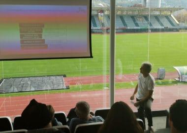 Scuola calcio: incontro formativo tra lo Staff tecnico FCL - Settore Giovanile e la Federazione Ticinese Calcio