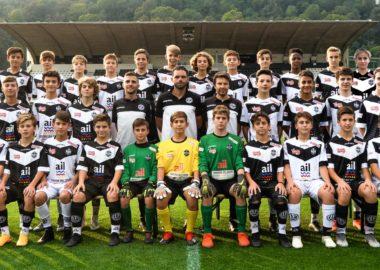 Bellissima amichevole per il nostro FC Lugano Team 14 contro l'Inter