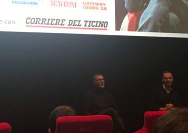 """Beppe Bergomi e Samuele Robbioni presentano il libro """"Bella Zio"""""""