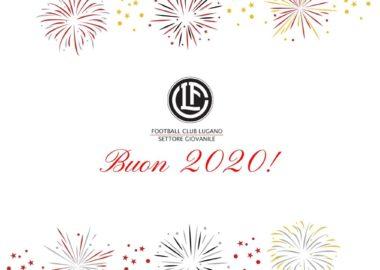FC Lugano - Settore Giovanile vi augura un Buon 2020