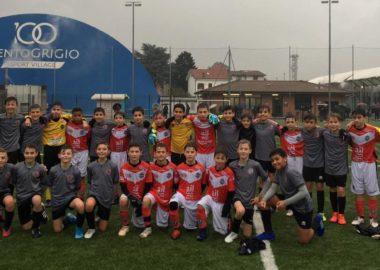 Ottime esperienze per i FCL Team 8-9-10-11 contro l'Alessandria