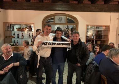 100 soci per il fans Club Capriasca