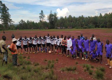 FC Lugano è solidarietà senza confini: in Burundi le nostre magliette bianconere